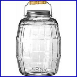 Anchor Hocking 85679 2.5 Gallon Barrel Jar