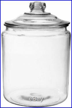 Anchor Storage Ware 2 Gal Jar, Lid Glass (69372t12)
