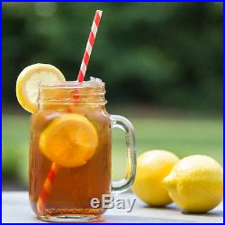 Core 16 oz. Mason Jar / Drinking Jar with Handle 12 / Case