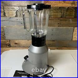 Viking Professional Blender VBLG01 40 oz. Glass Jar 2 Speeds + Pulse