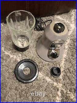 Viking Professional Blender VBLG01 Black 40 oz. Glass Jar 3 speeds
